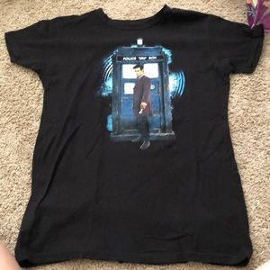Doctor Who - 12th Doctor Tee